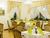 Restauracja w Hotelu Platan ***